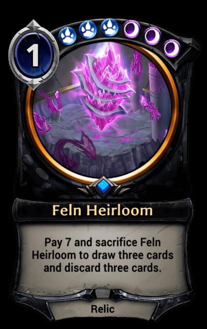 Card image for Feln Heirloom