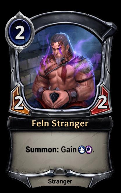 Card image for Feln Stranger
