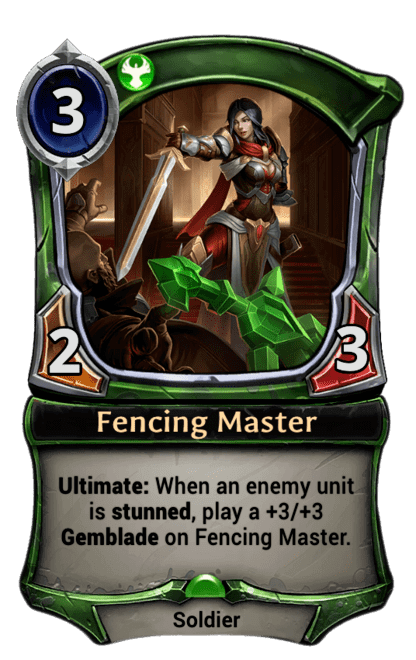 Card image for Fencing Master