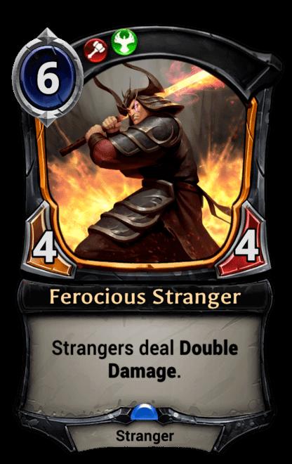 Card image for Ferocious Stranger