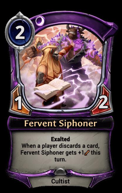 Card image for Fervent Siphoner