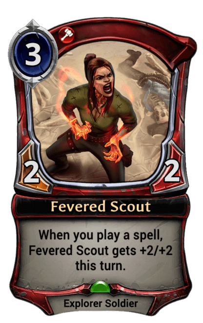 Card image for Fevered Scout