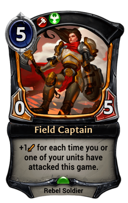 Card image for Field Captain
