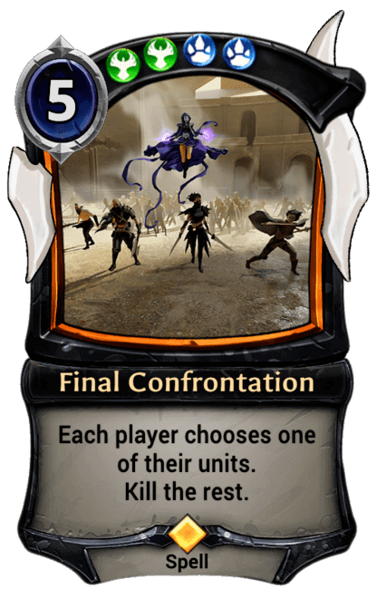Card image for Final Confrontation