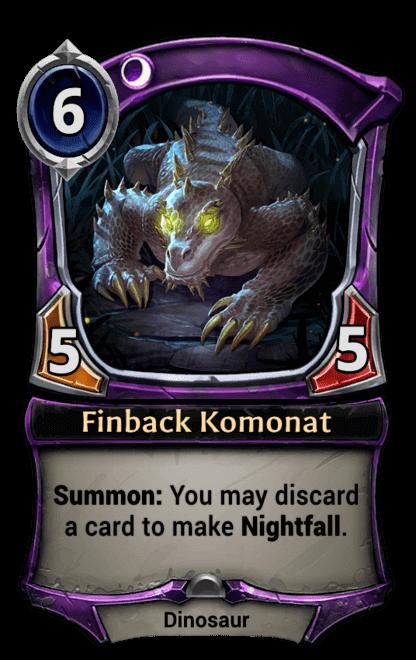 Card image for Finback Komonat