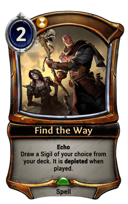 Card image for Find the Way