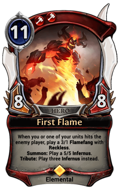Card image for First Flame