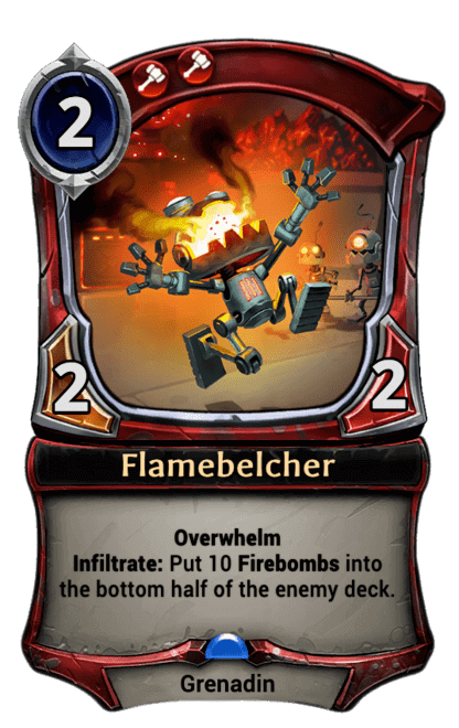 Card image for Flamebelcher