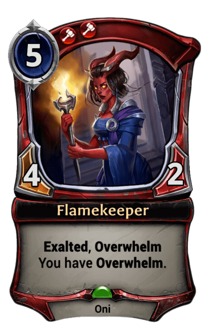 Card image for Flamekeeper