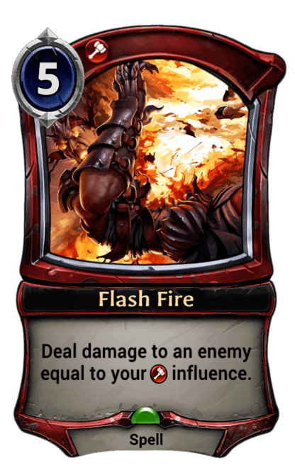 Card image for Flash Fire