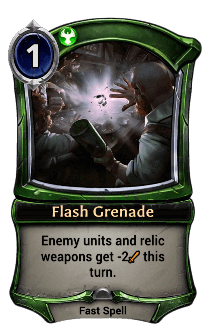 Card image for Flash Grenade