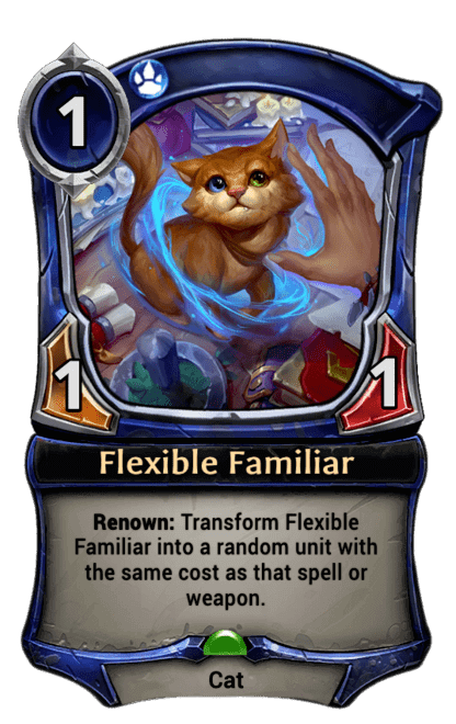Card image for Flexible Familiar