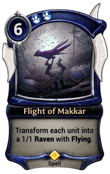 Card image for Flight of Makkar