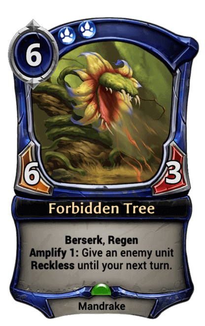 Card image for Forbidden Tree