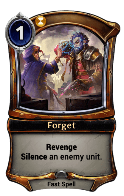 Card image for Forget