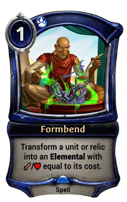 Card image for Formbend