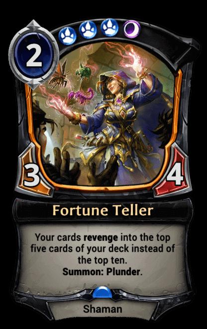 Card image for Fortune Teller