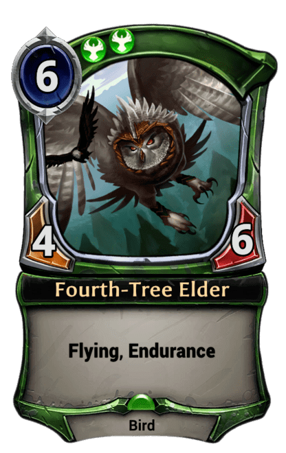 Card image for Fourth-Tree Elder