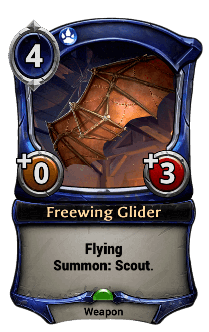 Card image for Freewing Glider
