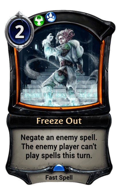 Card image for Freeze Out