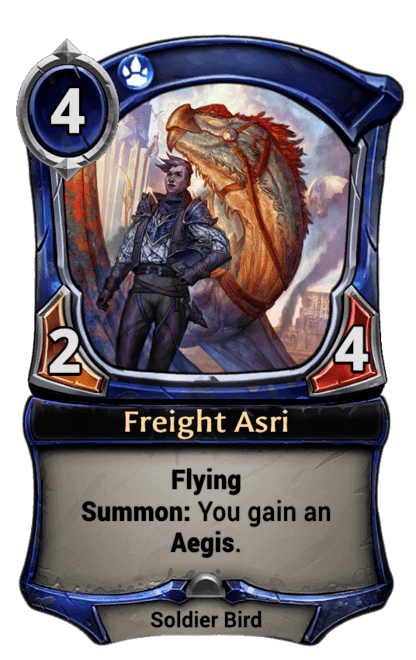Card image for Freight Asri