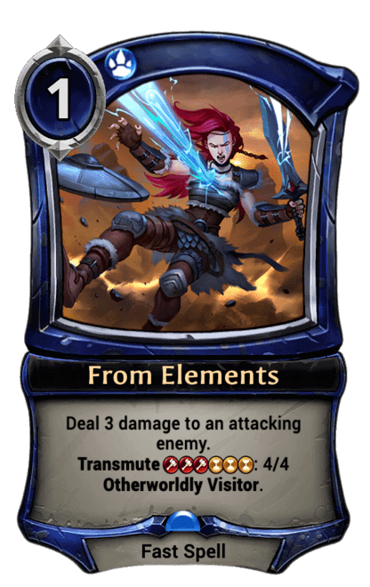 Card image for From Elements