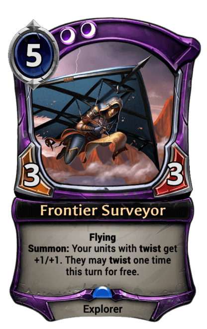Card image for Frontier Surveyor