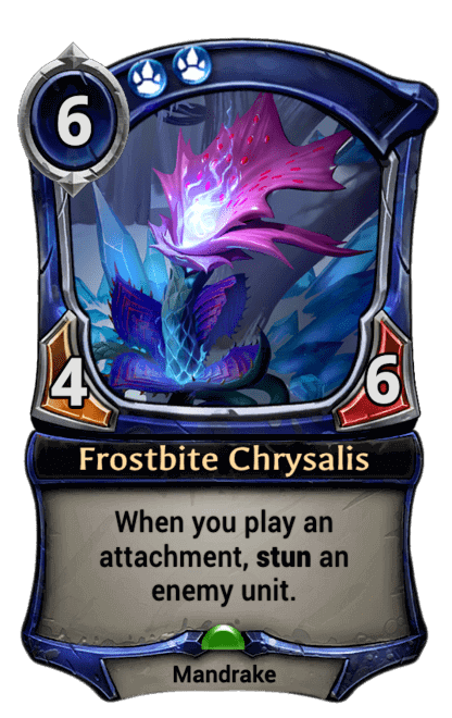Card image for Frostbite Chrysalis
