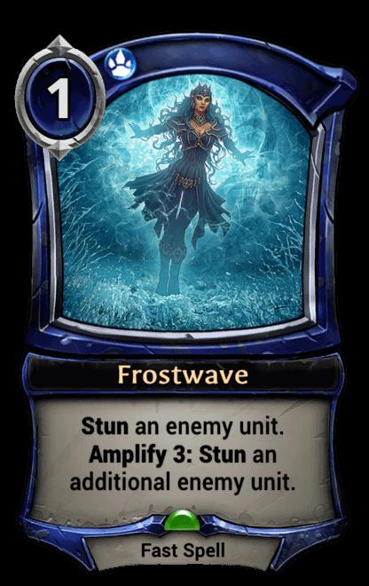 Card image for Frostwave