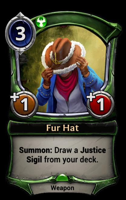 Card image for Fur Hat