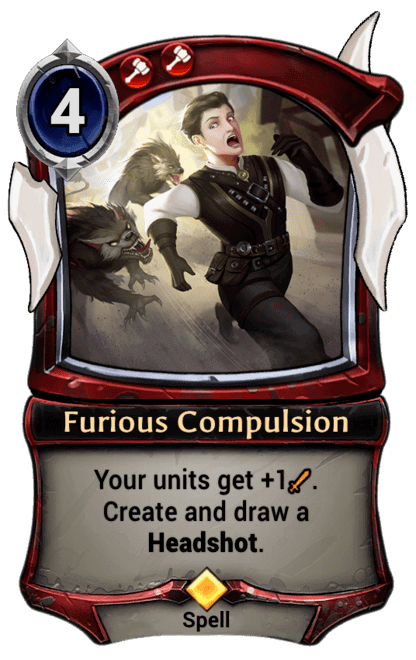 Card image for Furious Compulsion