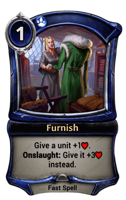 Card image for Furnish