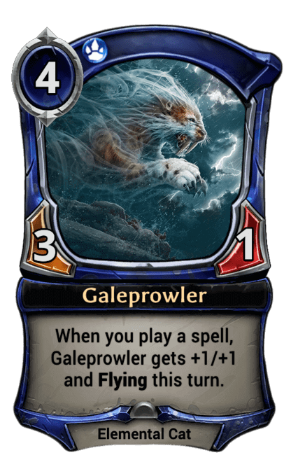 Card image for Galeprowler