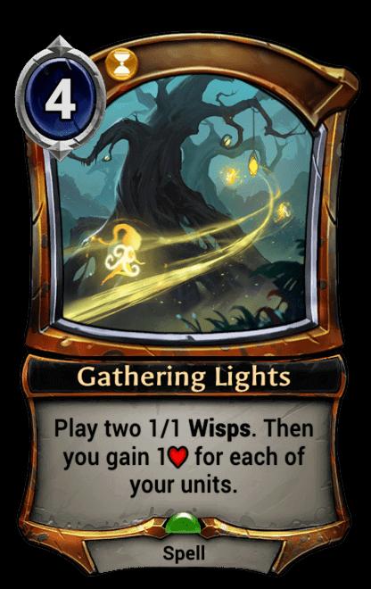 Card image for Gathering Lights