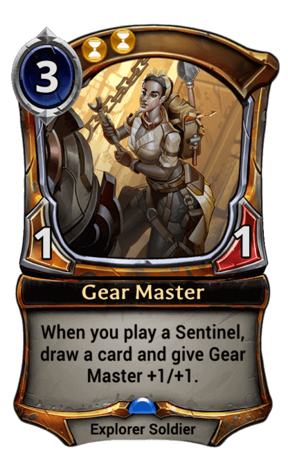 Card image for Gear Master
