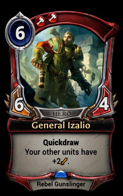 Card image for General Izalio