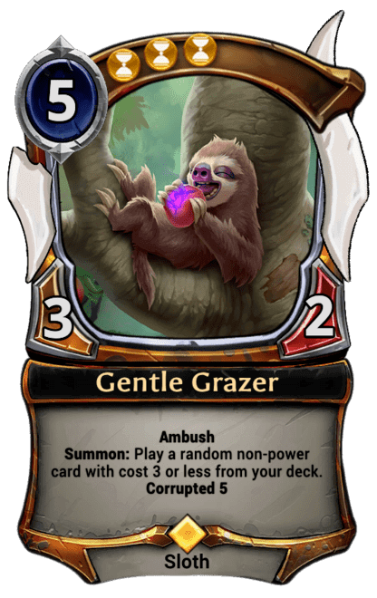 Card image for Gentle Grazer