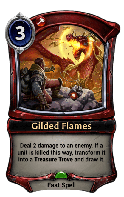Card image for Gilded Flames