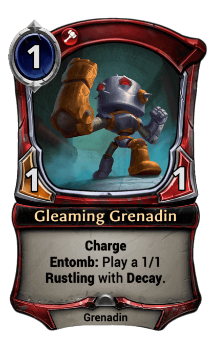 Card image for Gleaming Grenadin