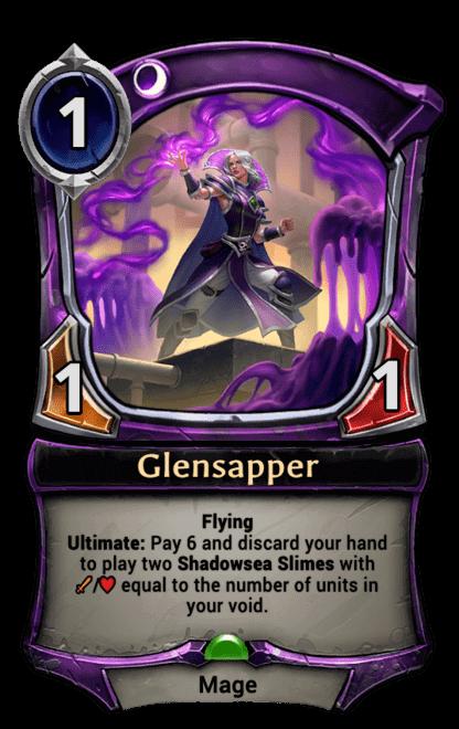 Card image for Glensapper