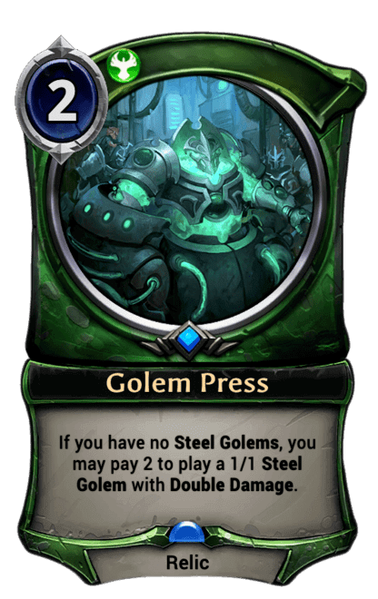 Card image for Golem Press