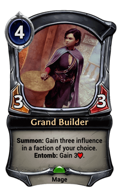 Card image for Grand Builder