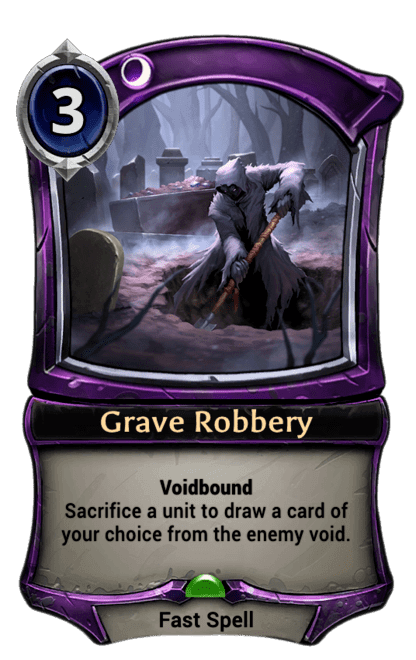 Card image for Grave Robbery