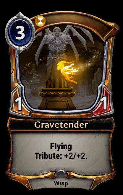 Card image for Gravetender
