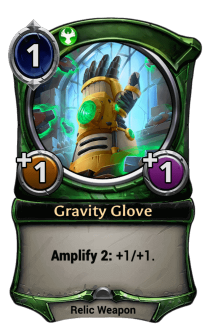Card image for Gravity Glove