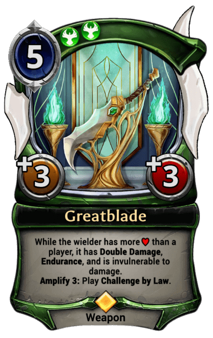 Card image for Greatblade