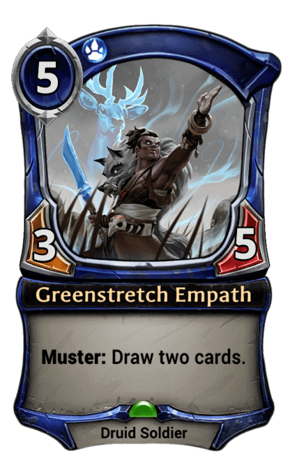 Card image for Greenstretch Empath