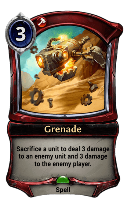 Card image for Grenade