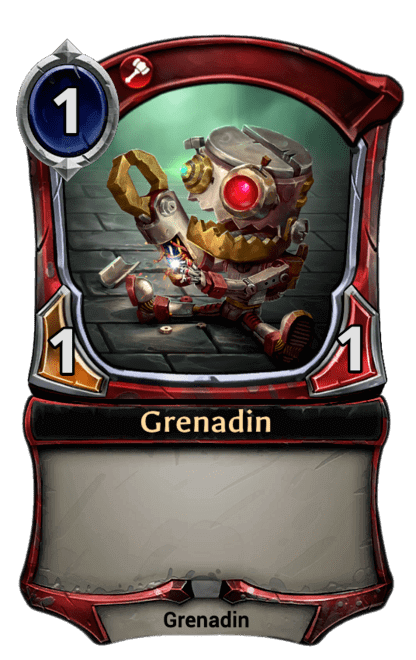 Card image for Grenadin
