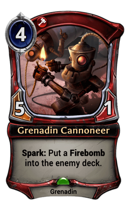 Card image for Grenadin Cannoneer